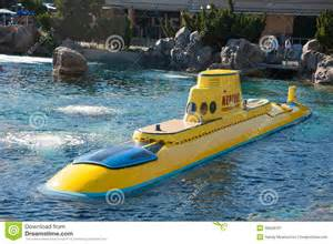 Disney World Floor Plans Disneyland S Submarine Ride Editorial Photography Image