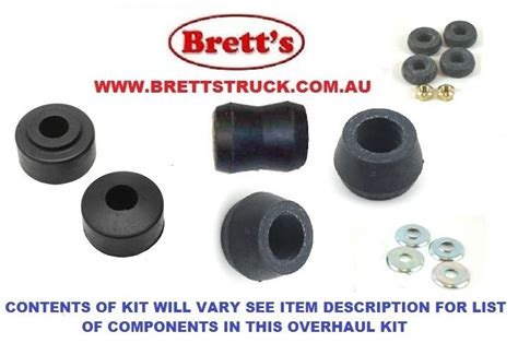 Hino Dutro 140 10611 140 bush overhaul kit shock absorber suit t63451 m1