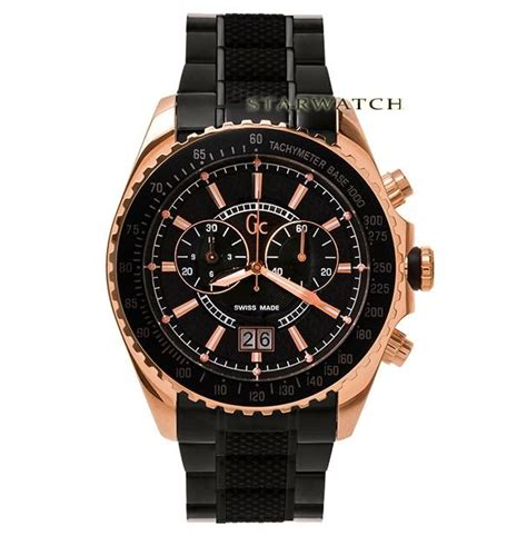 Guess Collection Chronograph sanani guess collection chronograph gold i47002g1
