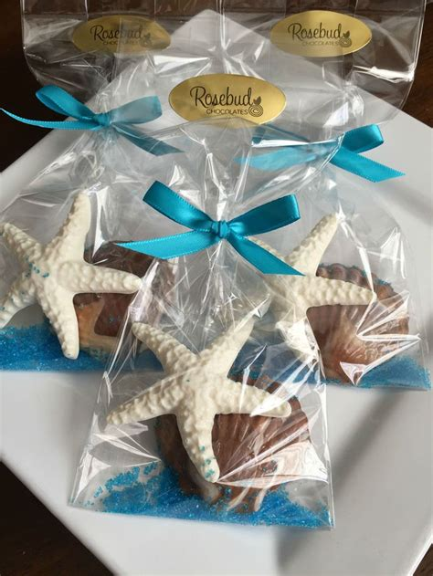 starfish themed bridal shower favors the 25 best themed desserts ideas on