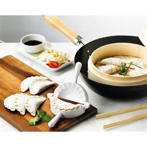 Dumpling Maker Set davis waddell asia one dumpling maker set of 3 6 9 5 and