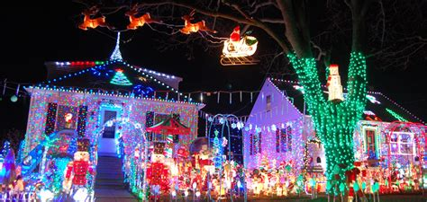 christmas lights point cook where to see the best lights and a lobster trap menorah around boston the artery