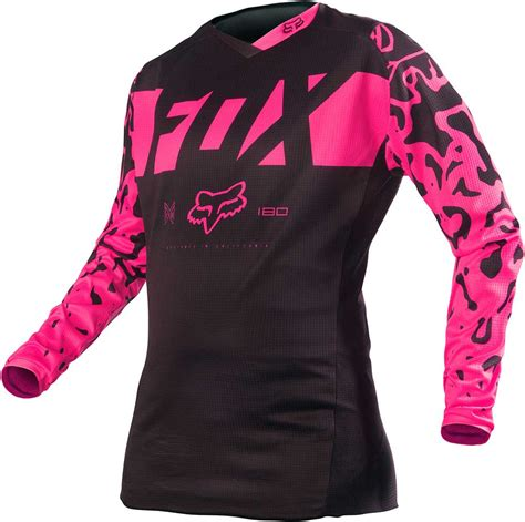 womens motocross jerseys 2016 fox racing 180 womens jersey motocross dirtbike mx