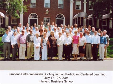 Harvard Mba Entrepreneurship by Entrepreneurship Lessons From Harvard Business School