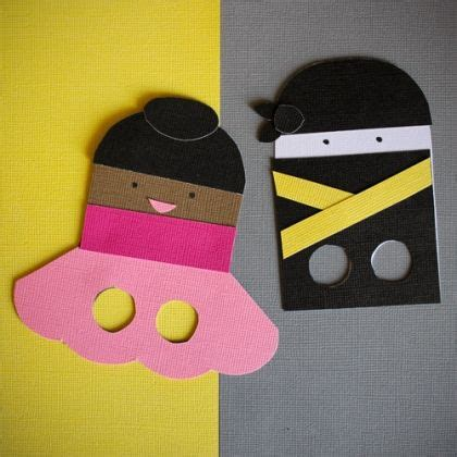 Finger Puppets With Paper - and ballerina paper finger puppets free template