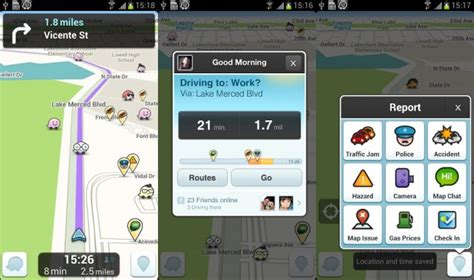waze android app and in a 1 billion bidding war for waze
