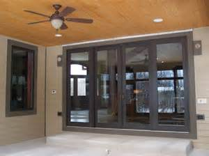 Sliding Door As Front Door Appealing Exterior Sliding Door Designs To Your