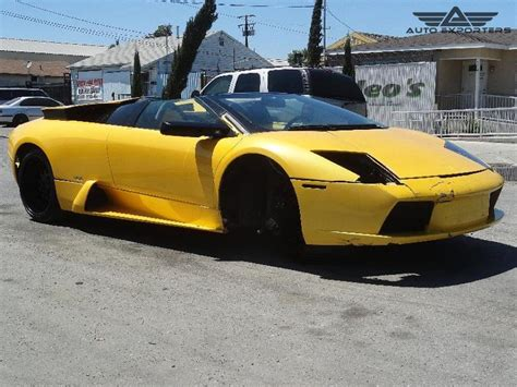 automobile air conditioning repair 2006 lamborghini murcielago navigation system yellow lamborghini murcielago for sale used cars on buysellsearch