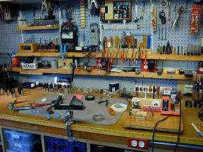 workshop benches and tool storage awesome workbench idea for diy garage tool organization