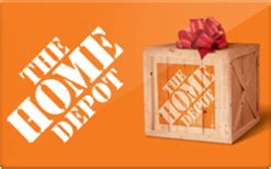 Check Balance On Home Depot Gift Card - home depot gift card discount 3 06 off