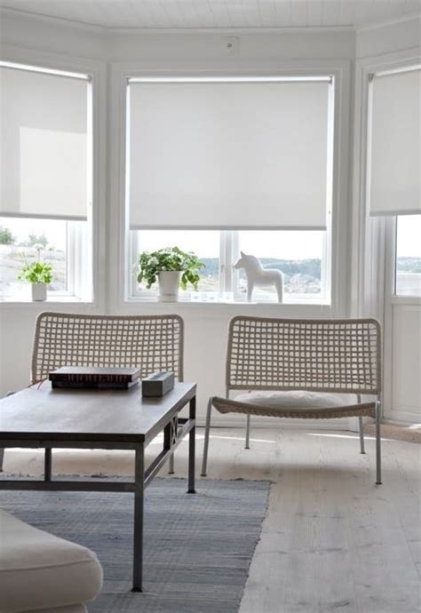 contemporary window blinds best 25 modern window treatments ideas on pinterest