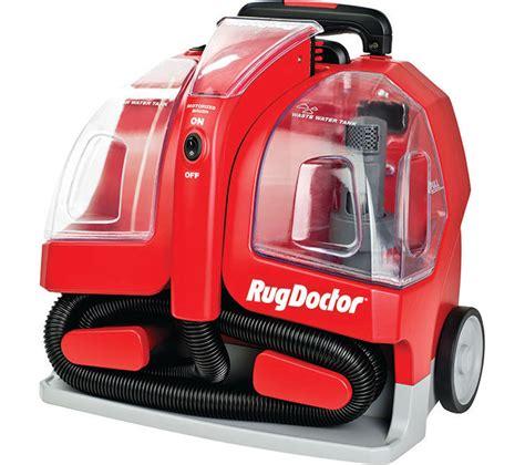 buy rug doctor carpet cleaner buy rug doctor 93306 portable spot cylinder carpet cleaner free delivery currys