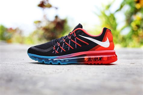 Nike Airmax Merah nike air max 2015 preview sneakers addict