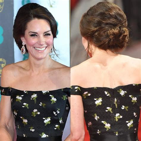 Kate And Hairstyles by Baftas 2017 How To Recreate Kate Middleton S Hairstyle