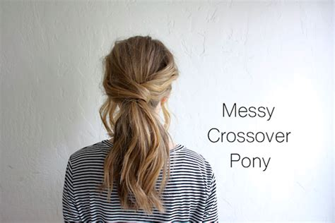diy hairstyles for unwashed hair 8 quick easy hairstyles that make dirty hair look fab