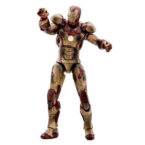 Marvel Select Iron 42 Battle Damaged marvel select iron quot battle damaged quot xlii armor and iron patriot now available at the