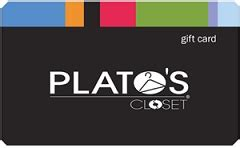 buy plato s closet gift cards at a discount giftcardplace
