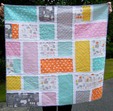 Baby Quilt Patterns For Beginners by Easy Baby Quilt Patterns For Beginners 15 Surprising Baby