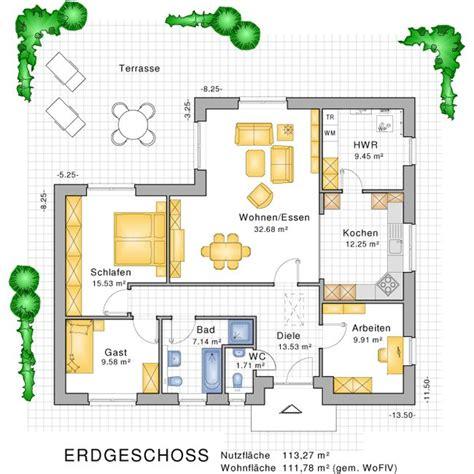 grundriss wohnung 80 m2 die besten 25 ideen zu grundriss bungalow auf