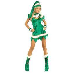 Sexy elf costume christmas costumes