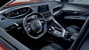 Peugeot 3008 Interior New Peugeot 3008 Motability Prices Still Months Away