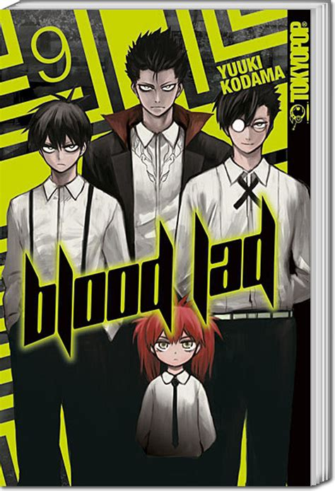 Blood Band blood lad band 09 world of