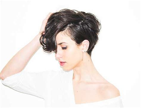 hairstyles for women with thick hair with shaved sided 30 girls hairstyles for short hair short hairstyles 2017