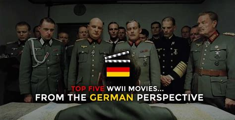 recommended german film top five wwii movies from the german perspective cinema