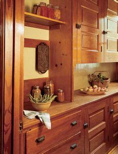 primitive and colonial pantries on 210 pins