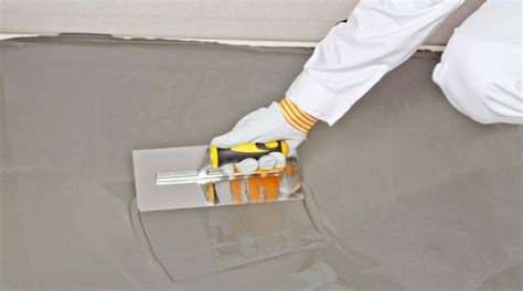 Floor Leveling Compound Lowes by Floor Leveling Compound The Home Flooring Pros Guide