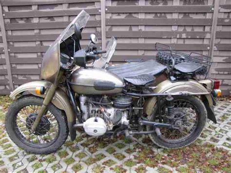 Ural Motorrad Technische Daten by Motorrad Gespann Ural 650 Bestes Angebot Und