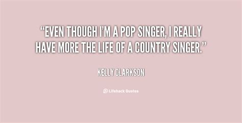 Country Singer Life Quotes