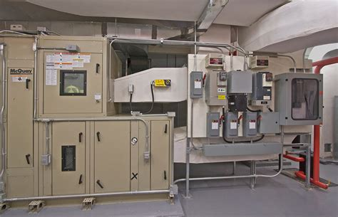 mechanical room building features
