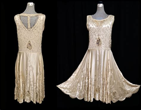vintage beaded dresses vintage 20s dress 1920s beaded dress 20s flapper dress