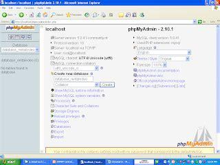 membuat database dengan excel dan mysql membuat database dengan xampp adituek net