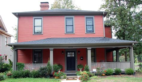 paint color schemes for house exterior paint schemes ranch style
