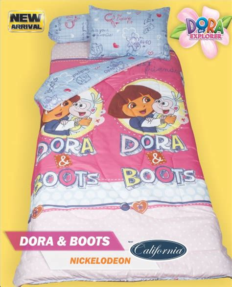 Seprai Murah Adem 200 X 203 jual beli sprei california single and boots halus