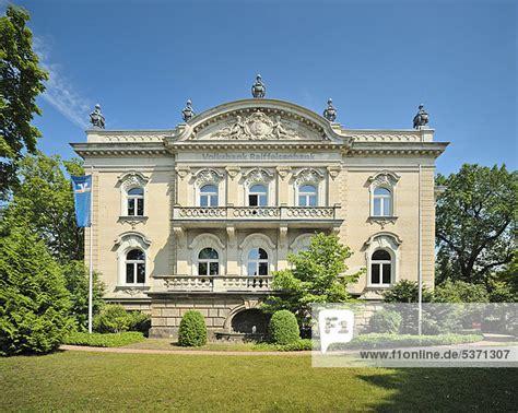 Deutschland Dresden Europa Hauptsitz Der Vr Bank