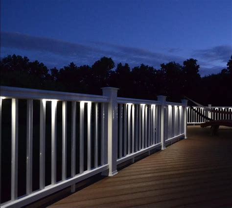 Outdoor Rail Lighting Deck Stairlighting Gallery I Lighting Led Solutions