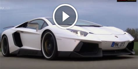 lamborghini aventador sound coming from a 748hp engine