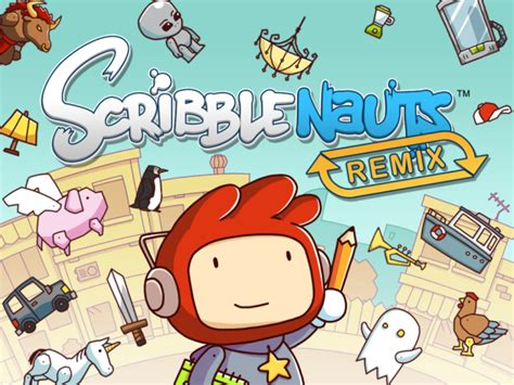 scribblenauts remix free apk scribblenauts remix mod apk data everything unlocked zeon info