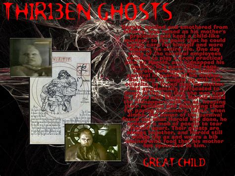 13 Great New To thir13en ghosts images the great child hd wallpaper and
