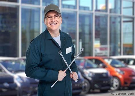 Automotive Technician Outlook by Mechanic Outlook Careerguts