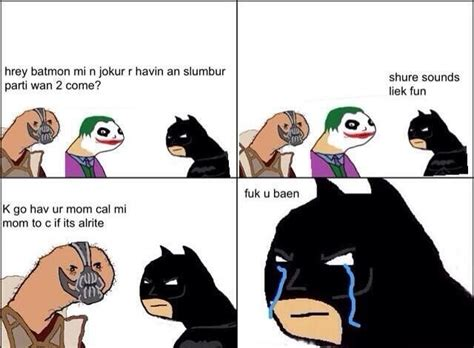 Slumber Party Meme - batman slumber party meme by asylum memedroid