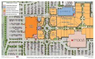 Florida Mall Floor Plan by University Mall Plans Large Scale Redevelopment Tbo Com