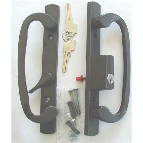 Patio Door Latch Replacement by Patio Door Handle Replacement Patio Door Handle