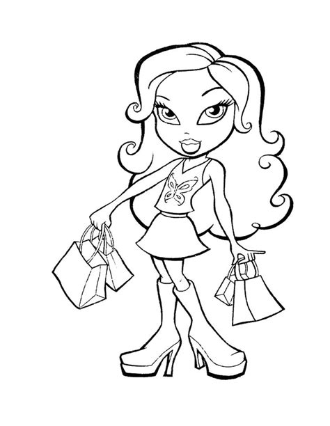boy barbie coloring pages bratz barbie coloring pages download and print for free