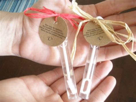 Wedding Favors Bubbles by Wedding Bubbles Weddingbee Photo Gallery