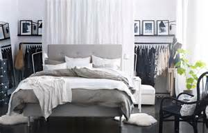 Grey And White Bedroom Ideas Grey White Bedroom Interior Design Ideas