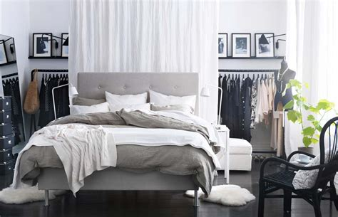 gray and white bedrooms ikea 2013 catalog
